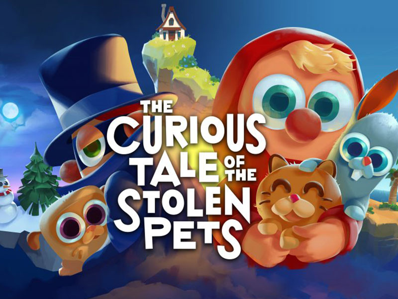Press Event: The Curious Tale Of The Stolen Pets