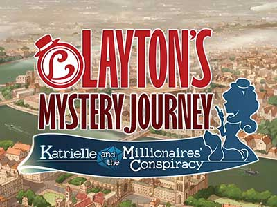Level 5: Global launch of Layton Mystery Journey