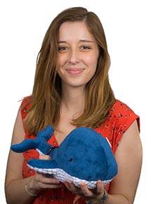 Charlotte Head of Events PocketWhale