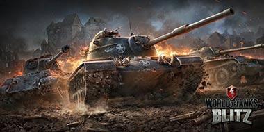 Wolrd Of Tanks Blitz