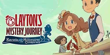 Layton Mystery Journey