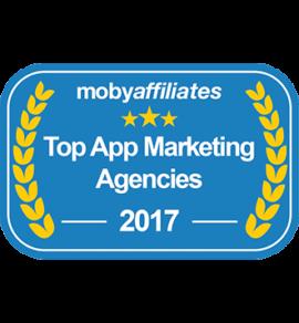 Mobyaffiliates Top App Marketing Agencies 2017