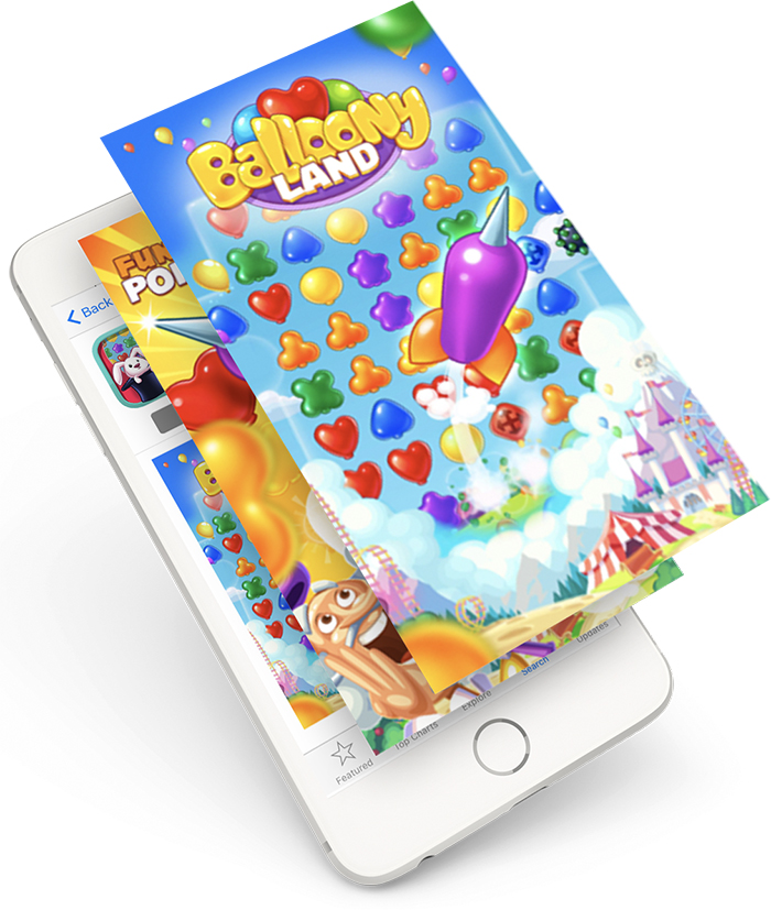 Balloony Land Screenshots